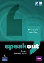 Speakout Starter Student´s Book with DVD/ActiveBook Multi-ROM & MyLab Access