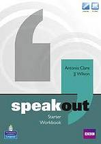 Speakout Starter Workbook without Answer Key with Audio CD
