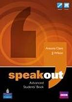 Speakout Advanced Student´s Book with DVD/ActiveBook Multi-ROM