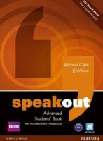 Speakout Advanced Student´s Book with DVD/ActiveBook Multi-ROM & MyLab Access