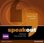 Speakout Advanced Class Audio CDs (3)