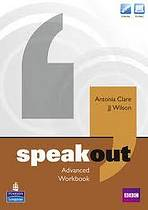Speakout Advanced Workbook without Answer Key with Audio CD