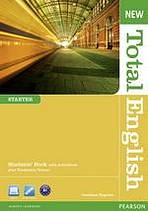 New Total English Starter Student´s Book with ActiveBook Multi-ROM & MyLab Access