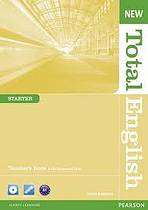 New Total English Starter Teacher´s Book with CD-ROM