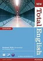 New Total English Advanced Student´s Book with ActiveBook Multi-ROM