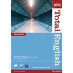 New Total English Advanced Student´s Book with ActiveBook Multi-ROM & MyLab Access