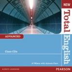 New Total English Advanced Class Audio CDs