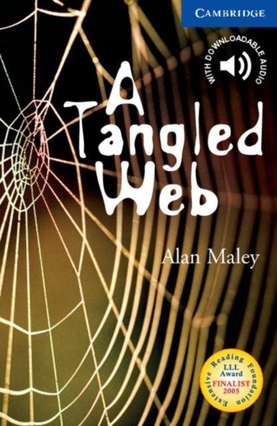 Cambridge English Readers 5 A Tangled Web with downloadable audio