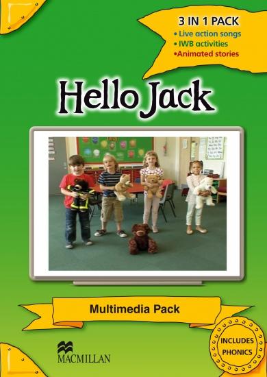 Captain Jack - Hello Jack Class DVD-ROM