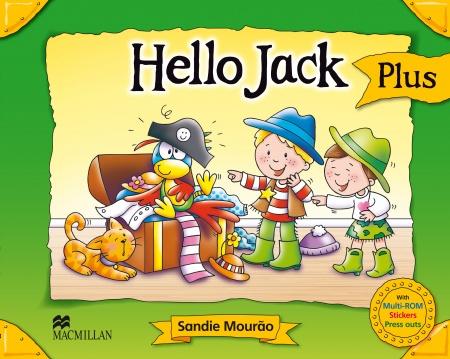Captain Jack - Hello Jack Pupil´s Book Plus Pack