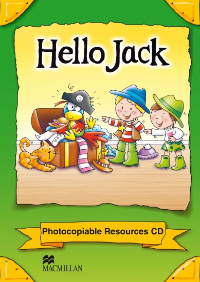 Captain Jack - Hello Jack Photocopiable CD-ROM