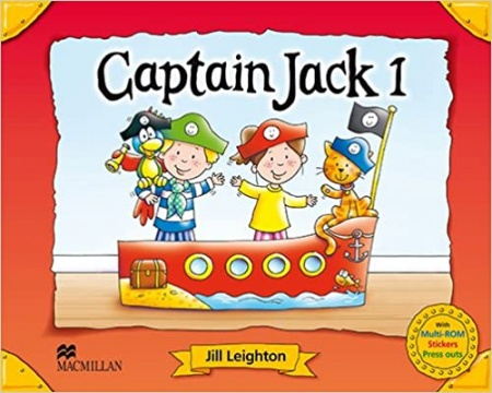 Captain Jack 1 Pupil´s Book Pack