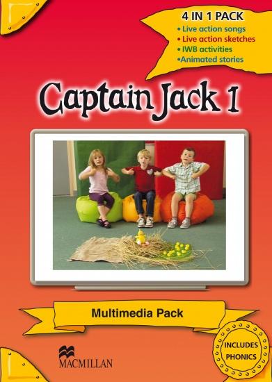 Captain Jack 1 DVD-ROM