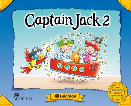 Captain Jack 2 Pupil´s Book Pack