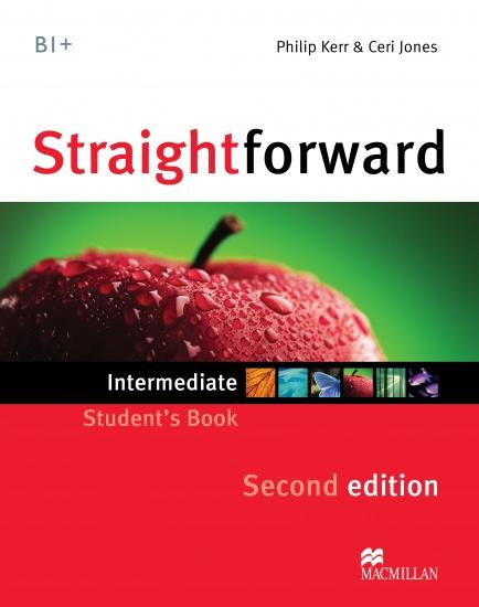 Straightforward 2nd Edition Intermediate Student´s Book