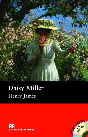 Macmillan Readers Pre-Intermediate Daisy Miller + CD