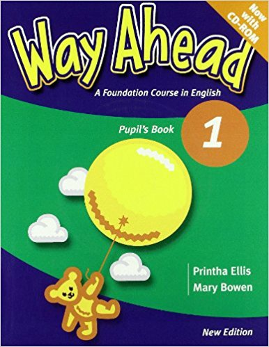 Way Ahead (new ed.) 1 Pupil´s Book with Grammar Games CD-ROM