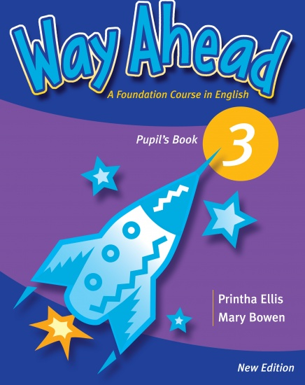 Way Ahead (new ed.) 3 Pupil´s Book with Grammar Games CD-ROM