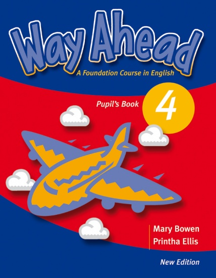 Way Ahead (new ed.) 4 Pupil´s Book with Grammar Games CD-ROM
