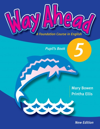 Way Ahead (new ed.) 5 Pupil´s Book with Grammar Games CD-ROM