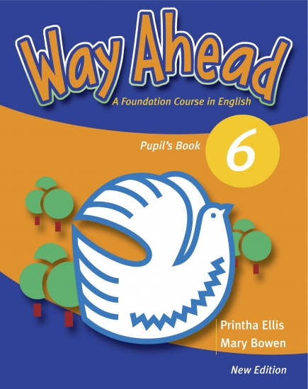 Way Ahead (new ed.) 6 Pupil´s Book with Grammar Games CD-ROM