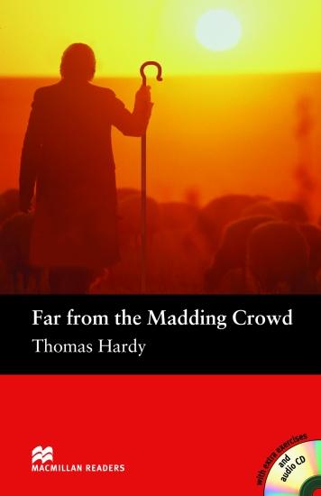 Macmillan Readers Pre-Intermediate Far from the Madding Crowd + CD