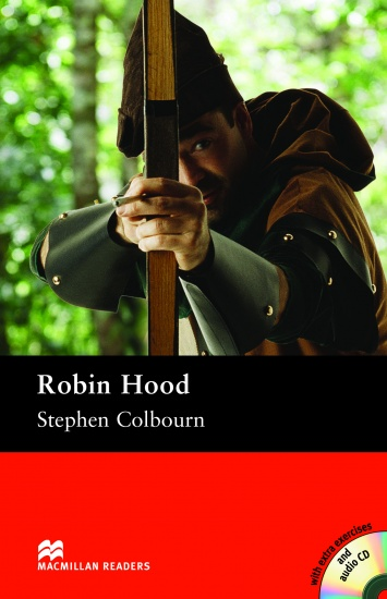 Macmillan Readers Pre-Intermediate Robin Hood + CD : 9781405087230