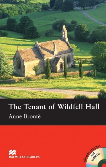 Macmillan Readers Pre-Intermediate The Tenant of Wildfell Hall + CD
