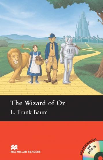 Macmillan Readers Pre-Intermediate The Wizard of Oz + CD