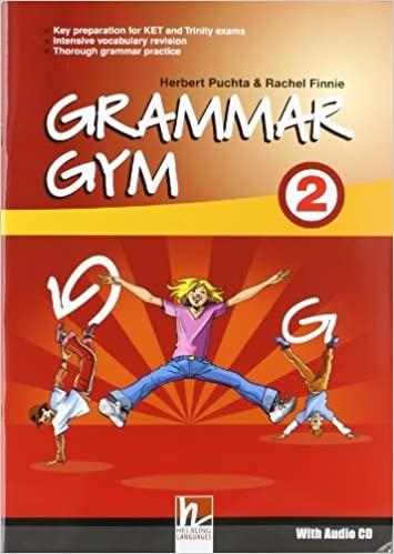 GRAMMAR GYM 2 + Audio CD