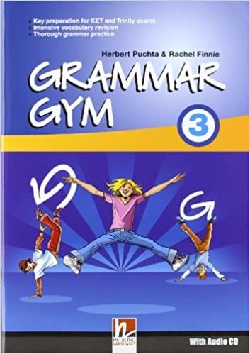 GRAMMAR GYM 3 + Audio CD