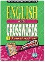 ENGLISH WITH CROSSWORDS 1 - Photocopiable edition