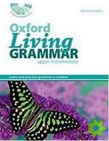 Oxford Living Grammar Upper Intermediate with CD-ROM