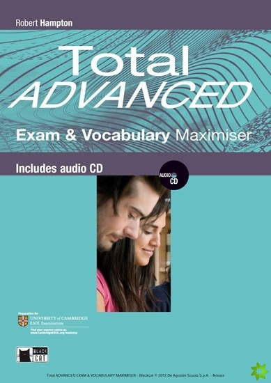 Total Advanced Vocabulary Maximiser with Audio CD
