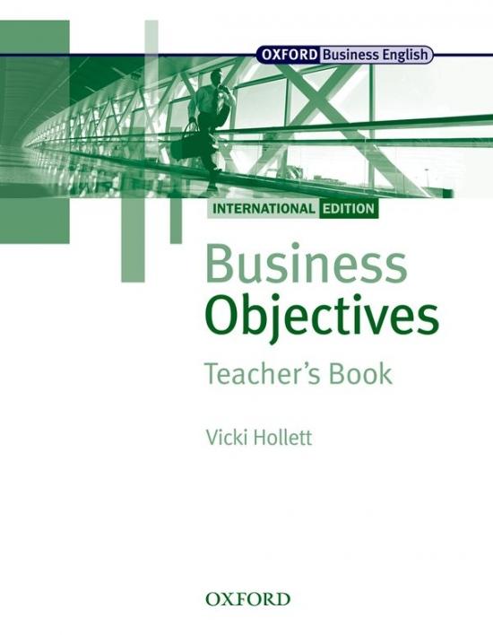 Business Objectives International Edition Teacher´s Book : 9780194578264