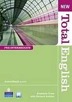 New Total English Pre-Intermediate ActiveTeach (Interactive Whiteboard Software)