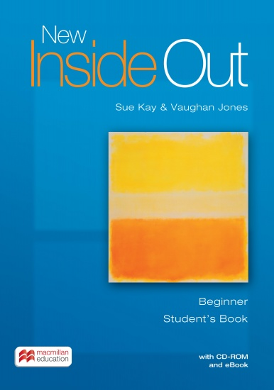 New Inside Out Beginner Student´s Book + CD-ROM + eBook