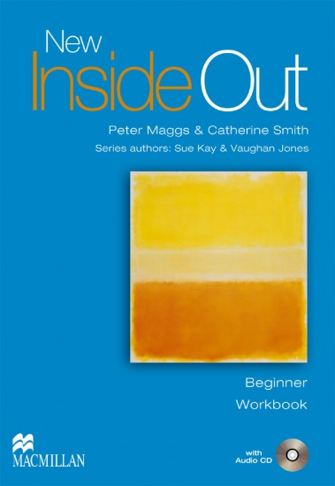 New Inside Out Beginner Workbook + audio CD Pack