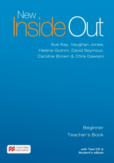 New Inside Out Beginner Teacher´s Book + eBook