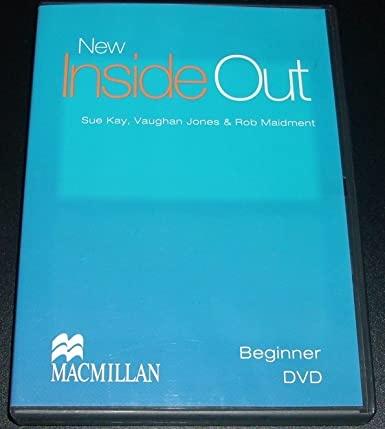 New Inside Out Beginner DVD