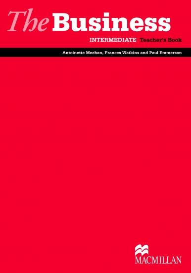 The Business - Intermediate - Teacher´s Book
