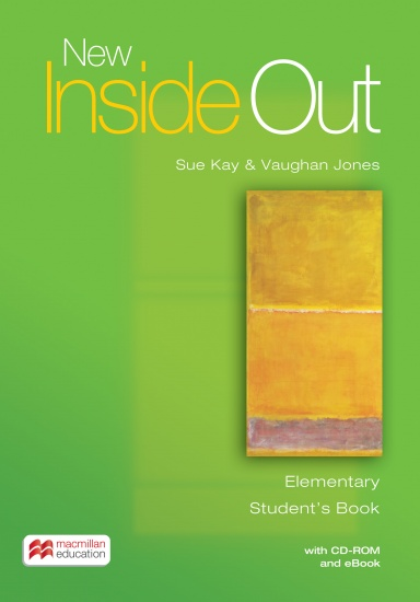 New Inside Out Elementary Student´s Book + CD-ROM + eBook