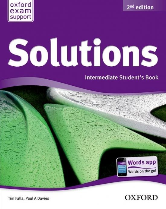 Maturita Solutions (2nd Edition) Intermediate Student´s Book ( International English Edition)