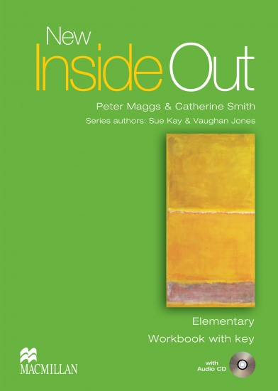 New Inside Out Elementary Workbook + Key + Audio CD Pack