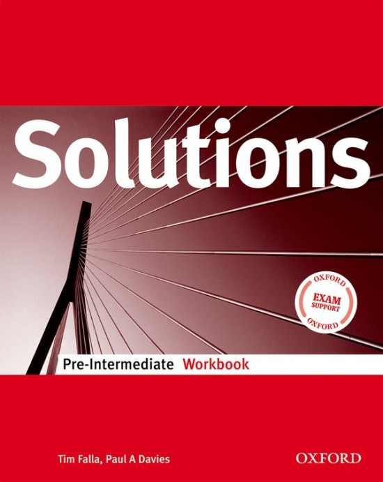 MATURITA SOLUTIONS Pre-Intermediate WORKBOOK ( International English Edition)