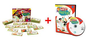 Let´s Party! - Game Box + Digital Edition