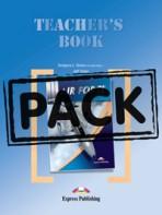 Career Paths Air force Teacher´s Pack ( Teacher´s Book + Student´s Book + Audio CD)
