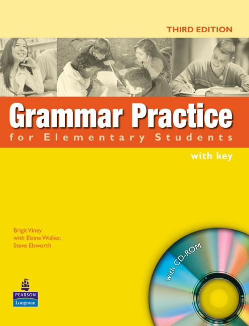 GRAMMAR PRACTICE for Elementary Students with CD-ROM
