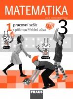 Matematika 3 pro ZŠ Pracovní sešit 1.díl