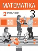 Matematika 3 pro ZŠ Pracovní sešit 2.díl
